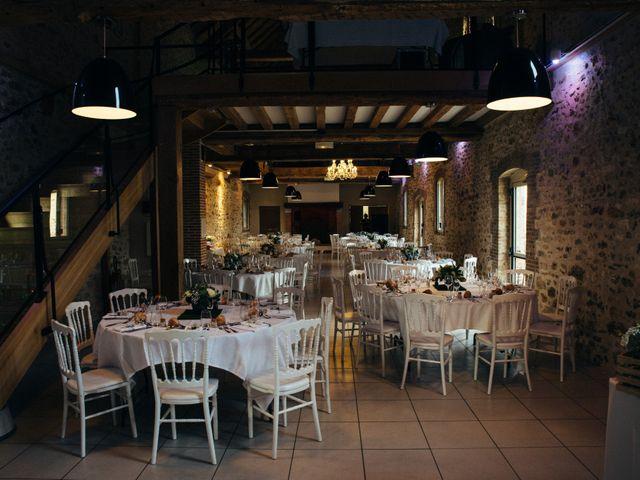 Le mariage de Benjamin et Marie à La Villeneuve-en-Chevrie, Yvelines 13
