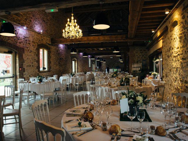 Le mariage de Benjamin et Marie à La Villeneuve-en-Chevrie, Yvelines 14
