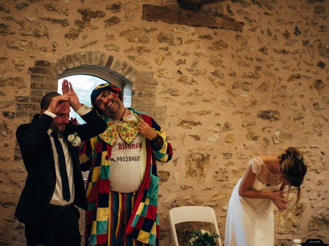 Le mariage de Benjamin et Marie à La Villeneuve-en-Chevrie, Yvelines 15