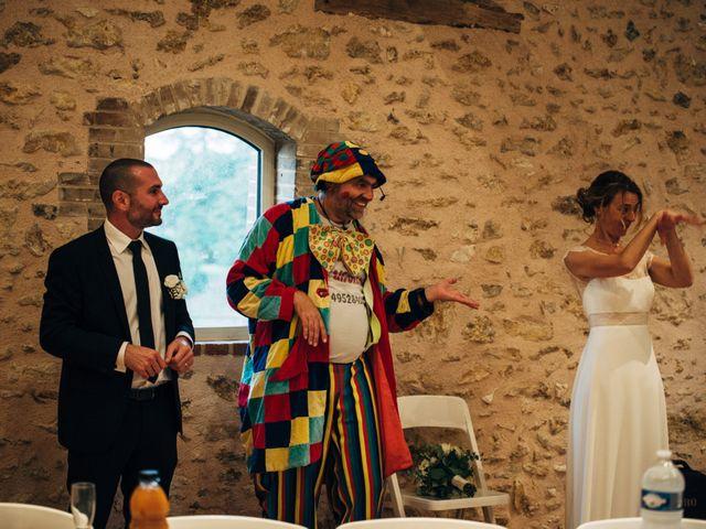 Le mariage de Benjamin et Marie à La Villeneuve-en-Chevrie, Yvelines 16