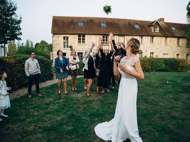 Le mariage de Benjamin et Marie à La Villeneuve-en-Chevrie, Yvelines 21