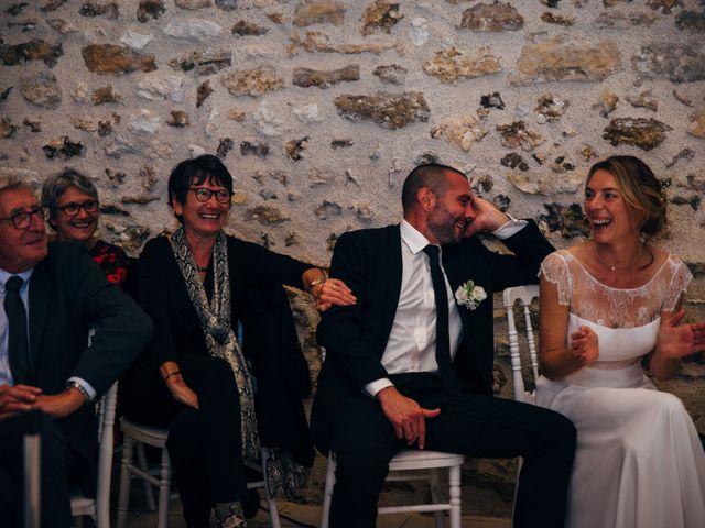 Le mariage de Benjamin et Marie à La Villeneuve-en-Chevrie, Yvelines 25