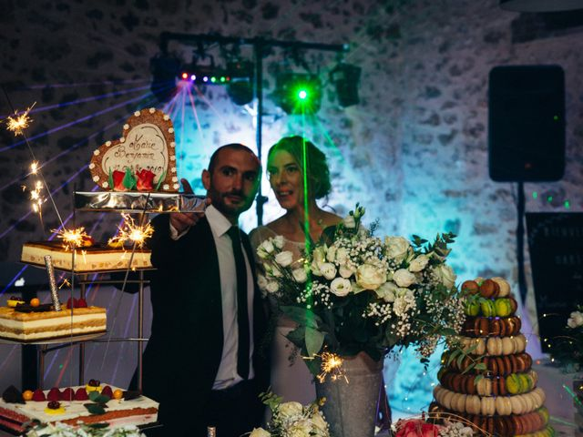 Le mariage de Benjamin et Marie à La Villeneuve-en-Chevrie, Yvelines 26