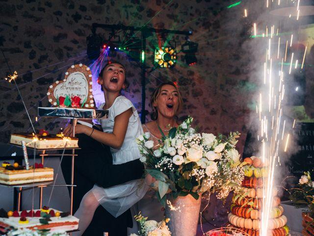 Le mariage de Benjamin et Marie à La Villeneuve-en-Chevrie, Yvelines 27