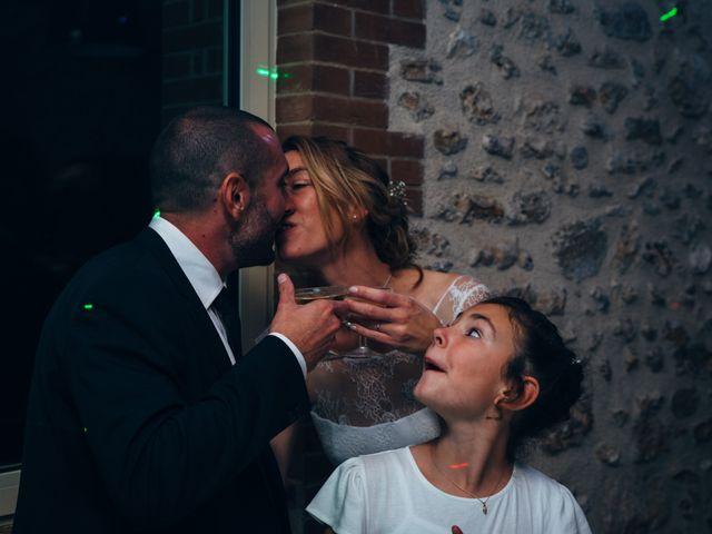 Le mariage de Benjamin et Marie à La Villeneuve-en-Chevrie, Yvelines 28