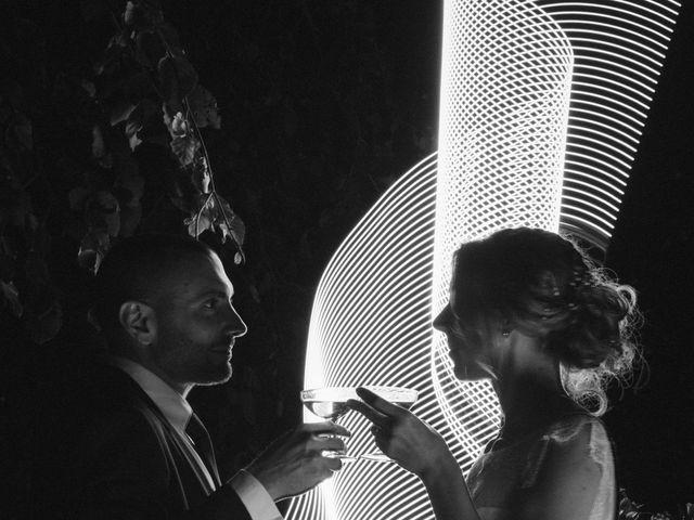 Le mariage de Benjamin et Marie à La Villeneuve-en-Chevrie, Yvelines 29