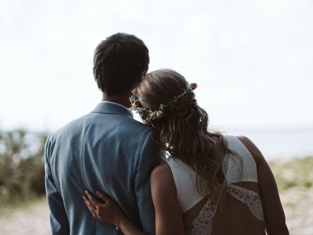 Le mariage de Hortense et Arthur