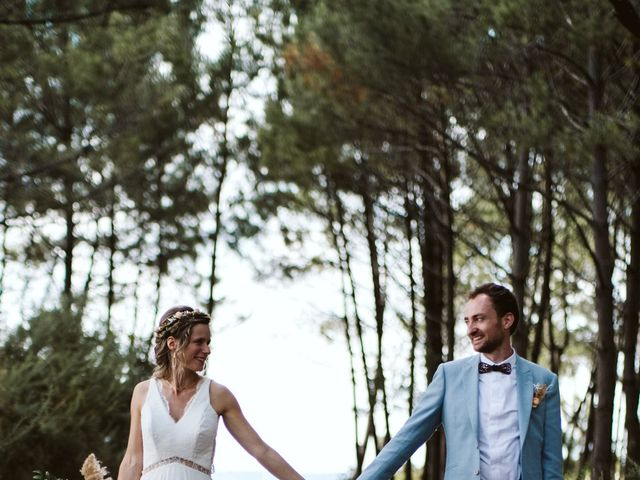 Le mariage de Arthur et Hortense à Biscarrosse, Landes 3