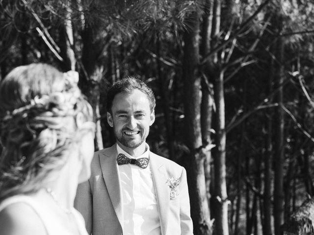 Le mariage de Arthur et Hortense à Biscarrosse, Landes 5