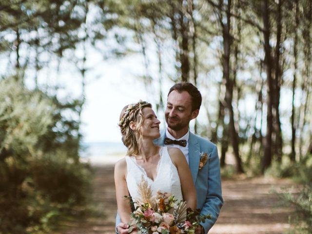 Le mariage de Arthur et Hortense à Biscarrosse, Landes 16