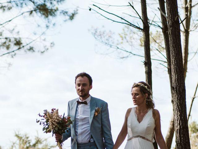 Le mariage de Arthur et Hortense à Biscarrosse, Landes 23