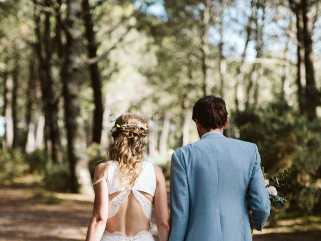 Le mariage de Arthur et Hortense à Biscarrosse, Landes 24