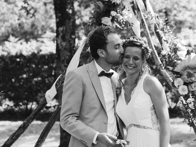 Le mariage de Arthur et Hortense à Biscarrosse, Landes 27