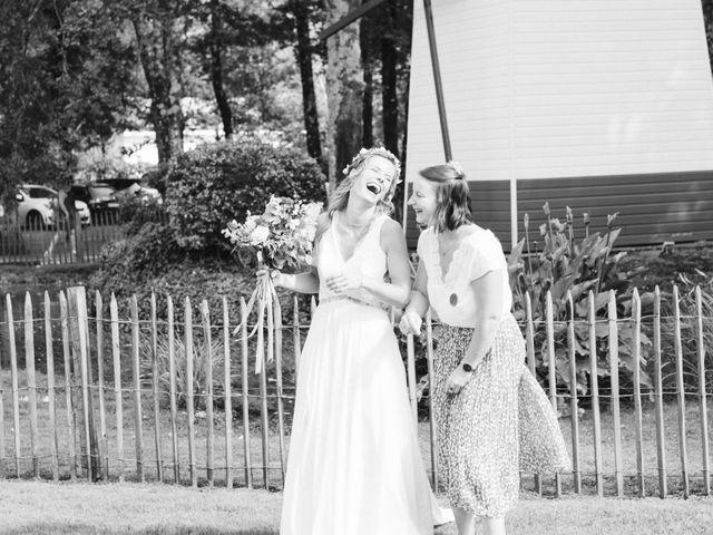 Le mariage de Arthur et Hortense à Biscarrosse, Landes 28