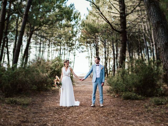 Le mariage de Arthur et Hortense à Biscarrosse, Landes 32