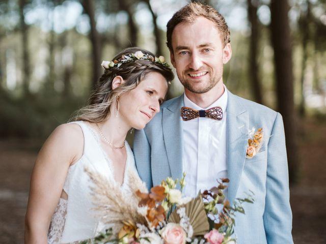 Le mariage de Arthur et Hortense à Biscarrosse, Landes 39