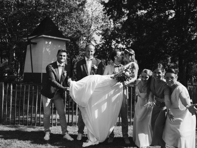Le mariage de Arthur et Hortense à Biscarrosse, Landes 44