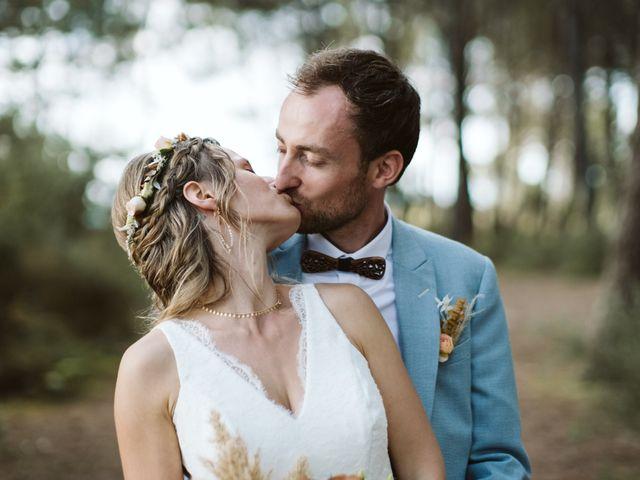 Le mariage de Arthur et Hortense à Biscarrosse, Landes 45