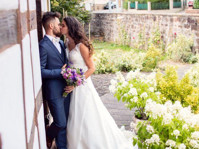 Le mariage de Nathan et Manon à Mertzwiller, Bas Rhin 3