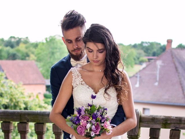 Le mariage de Nathan et Manon à Mertzwiller, Bas Rhin 6