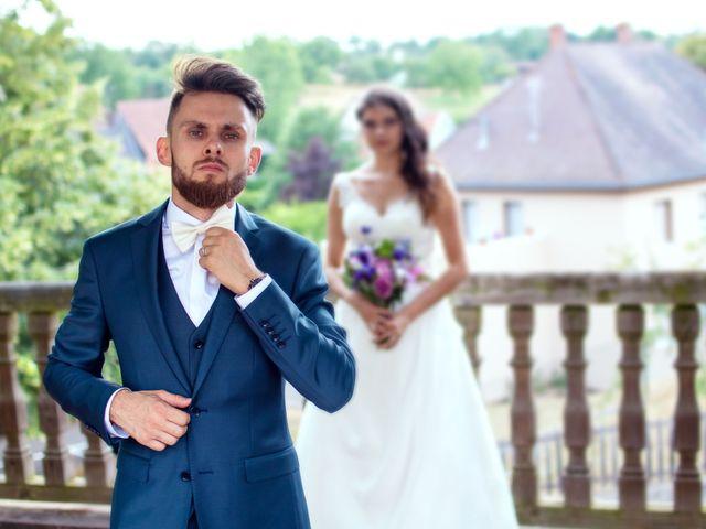 Le mariage de Nathan et Manon à Mertzwiller, Bas Rhin 7