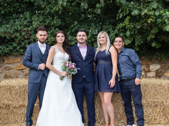 Le mariage de Nathan et Manon à Mertzwiller, Bas Rhin 22
