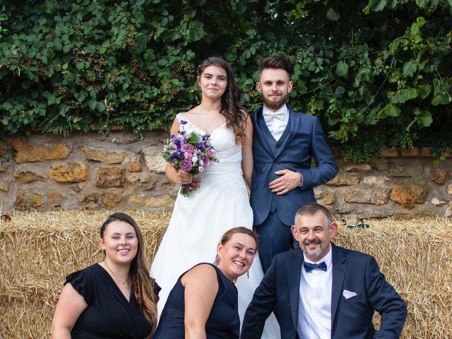 Le mariage de Nathan et Manon à Mertzwiller, Bas Rhin 23