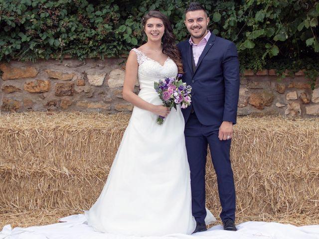 Le mariage de Nathan et Manon à Mertzwiller, Bas Rhin 25