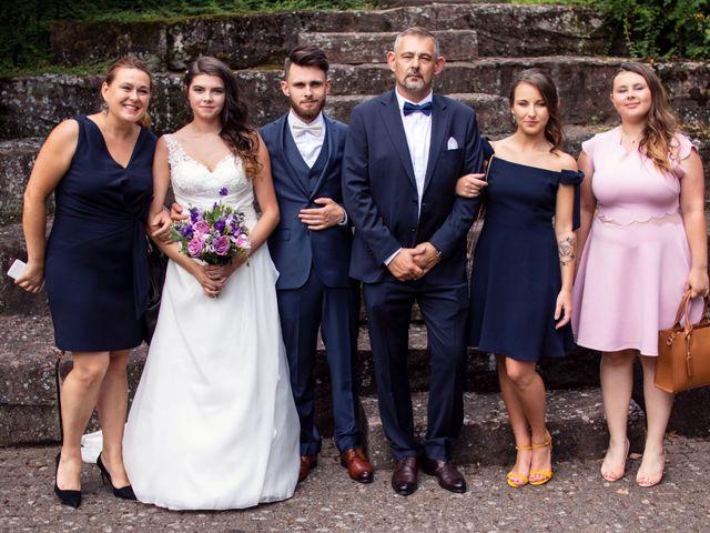 Le mariage de Nathan et Manon à Mertzwiller, Bas Rhin 28