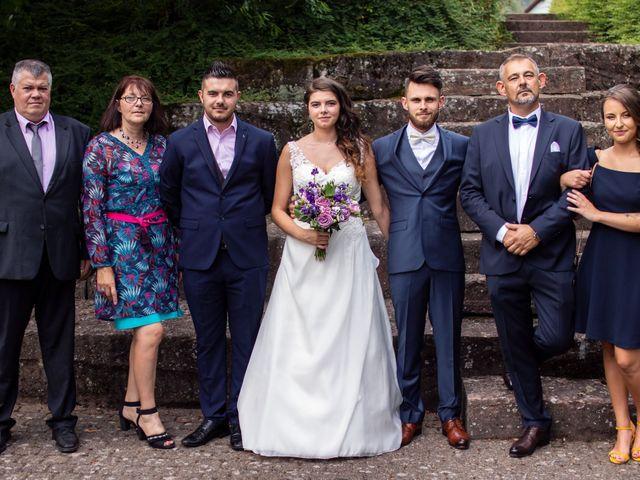 Le mariage de Nathan et Manon à Mertzwiller, Bas Rhin 29
