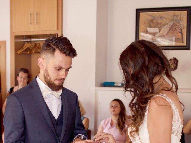 Le mariage de Nathan et Manon à Mertzwiller, Bas Rhin 34