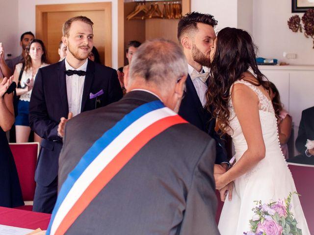 Le mariage de Nathan et Manon à Mertzwiller, Bas Rhin 36