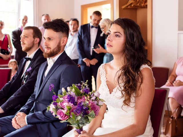 Le mariage de Nathan et Manon à Mertzwiller, Bas Rhin 37