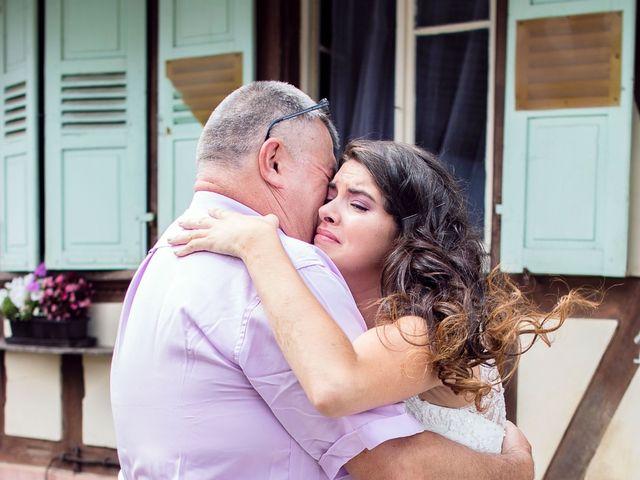 Le mariage de Nathan et Manon à Mertzwiller, Bas Rhin 40