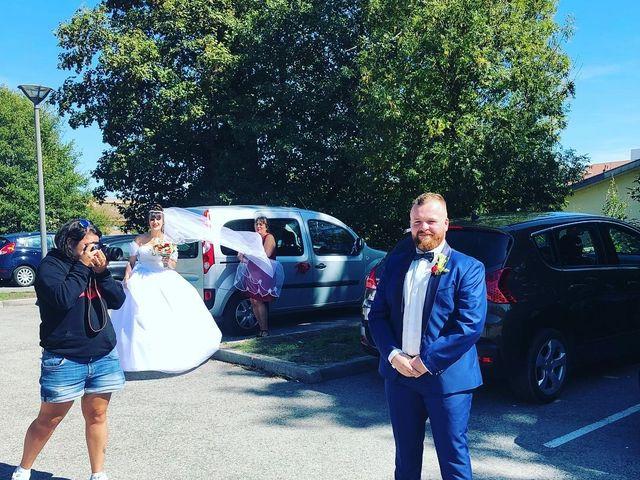 Le mariage de Kévin et jessica à Marchaux, Doubs 3