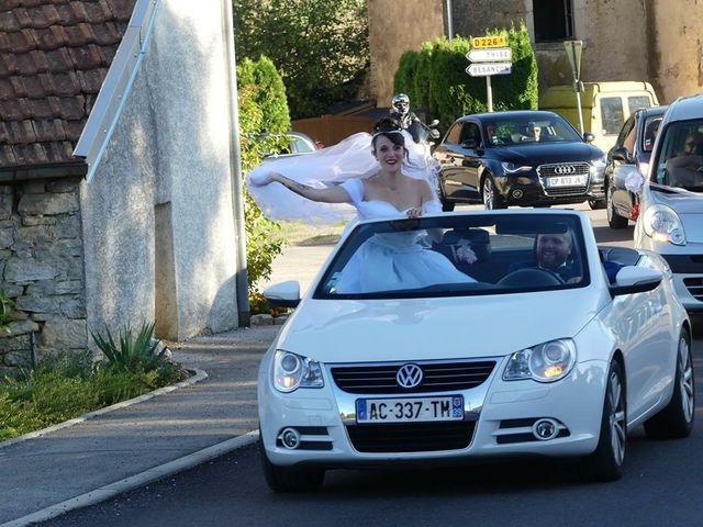 Le mariage de Kévin et jessica à Marchaux, Doubs 4