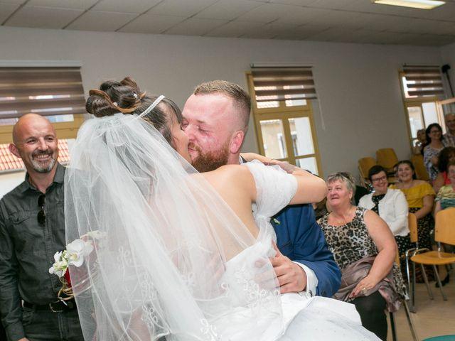 Le mariage de Kévin et jessica à Marchaux, Doubs 1
