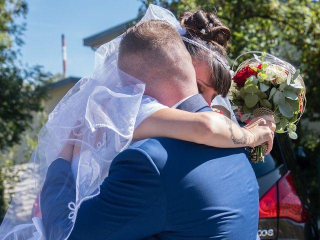 Le mariage de Kévin et jessica à Marchaux, Doubs 6