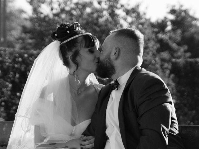 Le mariage de Kévin et jessica à Marchaux, Doubs 8