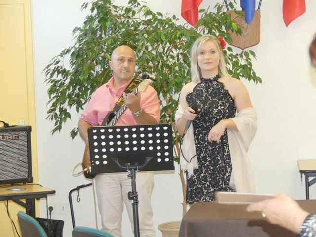 Le mariage de Kévin et jessica à Marchaux, Doubs 10