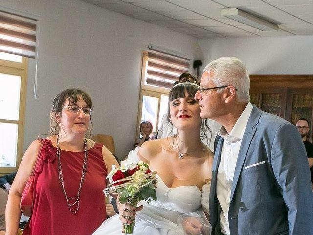 Le mariage de Kévin et jessica à Marchaux, Doubs 12