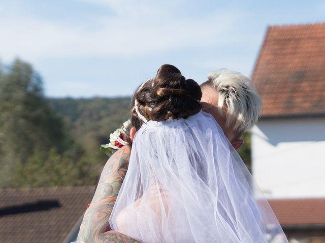 Le mariage de Kévin et jessica à Marchaux, Doubs 14
