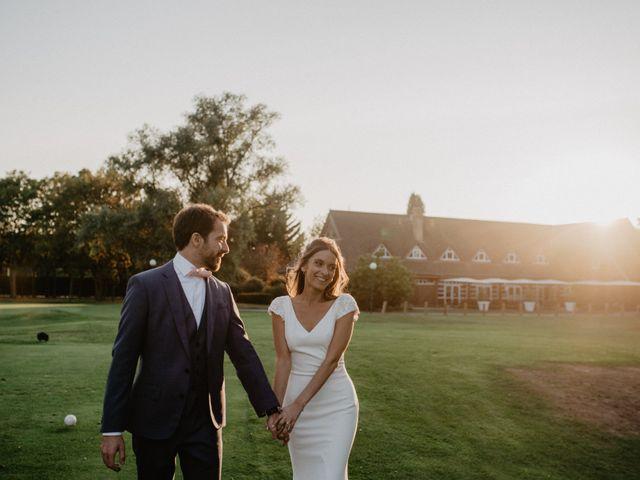 Le mariage de Beatrice et Cyrille