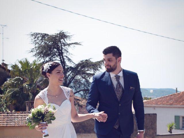 Le mariage de Vivien et Joanna  à Puget-sur Argens, Var 4