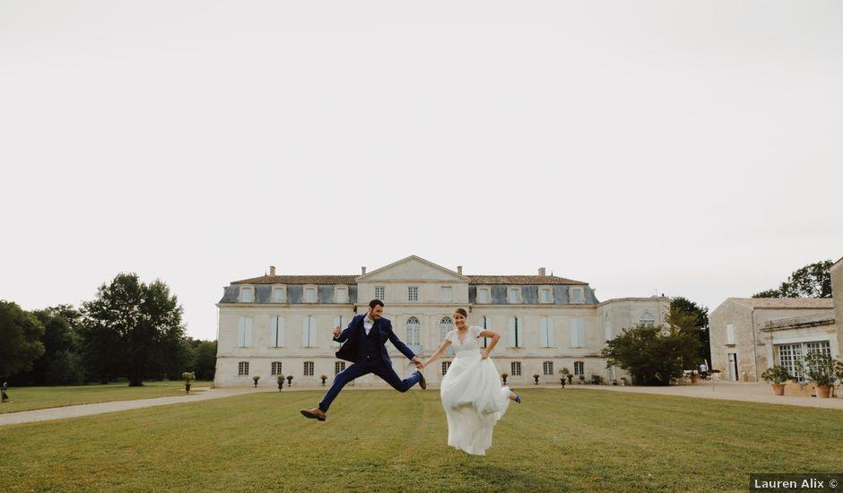 Le mariage de Aurélien et Marie à Marennes, Charente Maritime