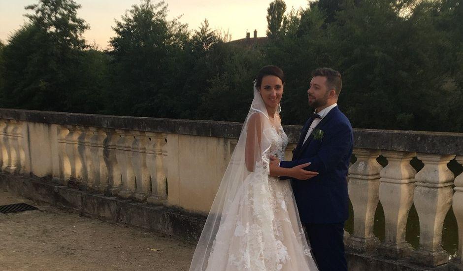 Le mariage de Gael et Manon à Pamproux, Deux-Sèvres