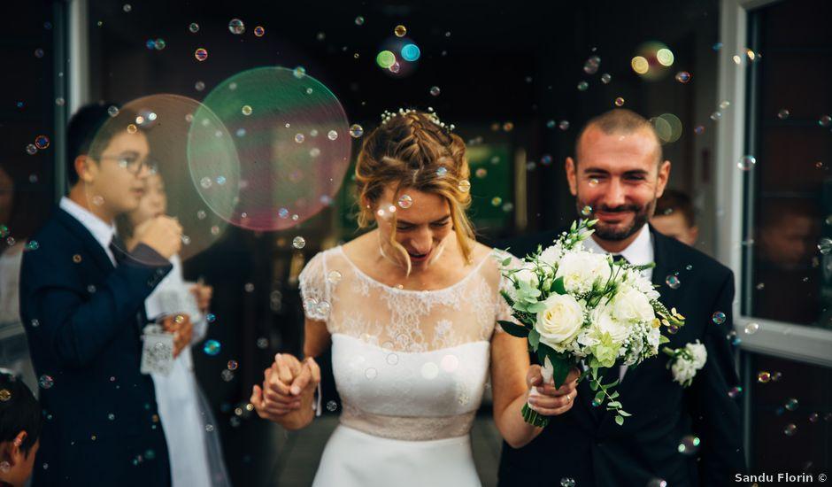 Le mariage de Benjamin et Marie à La Villeneuve-en-Chevrie, Yvelines