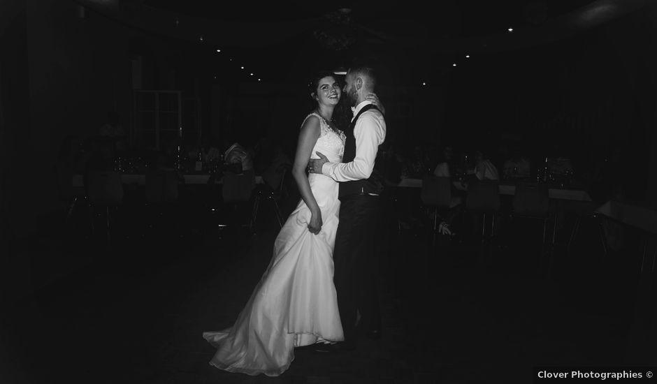 Le mariage de Nathan et Manon à Mertzwiller, Bas Rhin