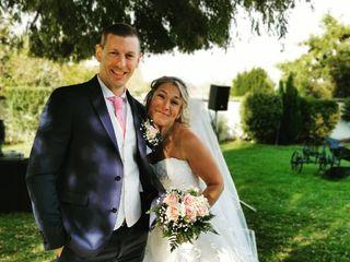 Le mariage de Lauriane  et Mathieu