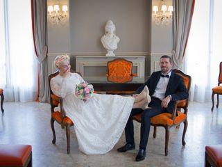 Le mariage de Cécile et Léo